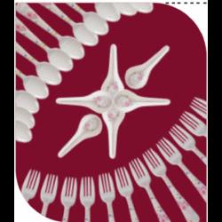 """7"""" Round Bowl  brand Italiano"""