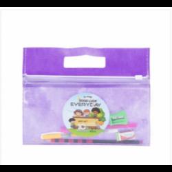 Hexagonal Net 82ft X 4ft Orange DC