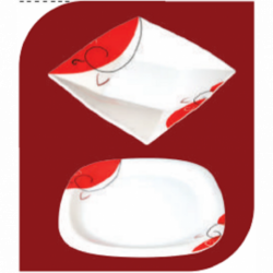Famous Rack Red & White