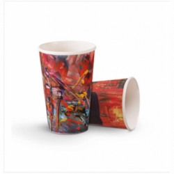 SS Pan With Lid 22cm