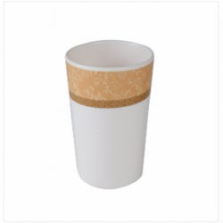 SS Soup Bowl With Lid 12cm