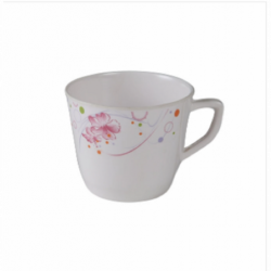 SS Soup Bowl With Lid 14cm