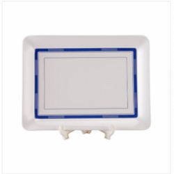 SS Soup Bowl With Lid 22cm
