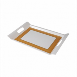 Glass Stand Red