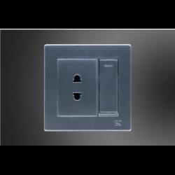 4 Step Round Rack SM Blue