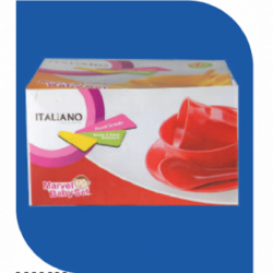 Support S Mate (25'X4')x7 MM - Red